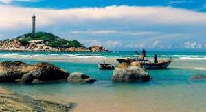 Hải đăng Minh Châu - Quan Lạn